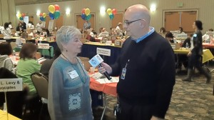 Betty Soloff, long-time Super Sunday Volunteer
