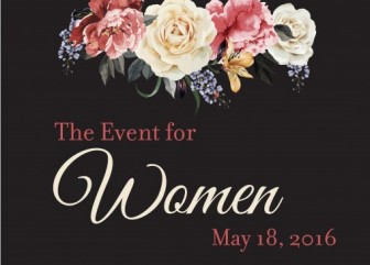 Event for Women, May 18, 2016