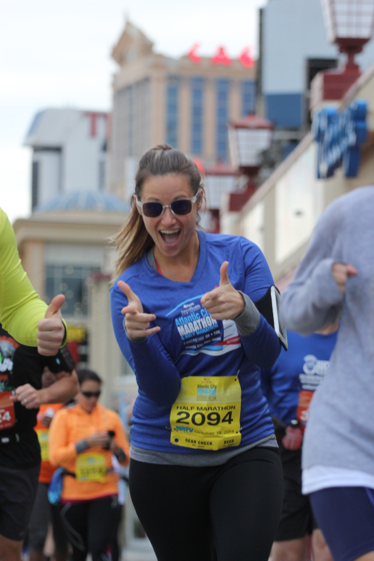 Atlantic City April Fools Half-Marathon