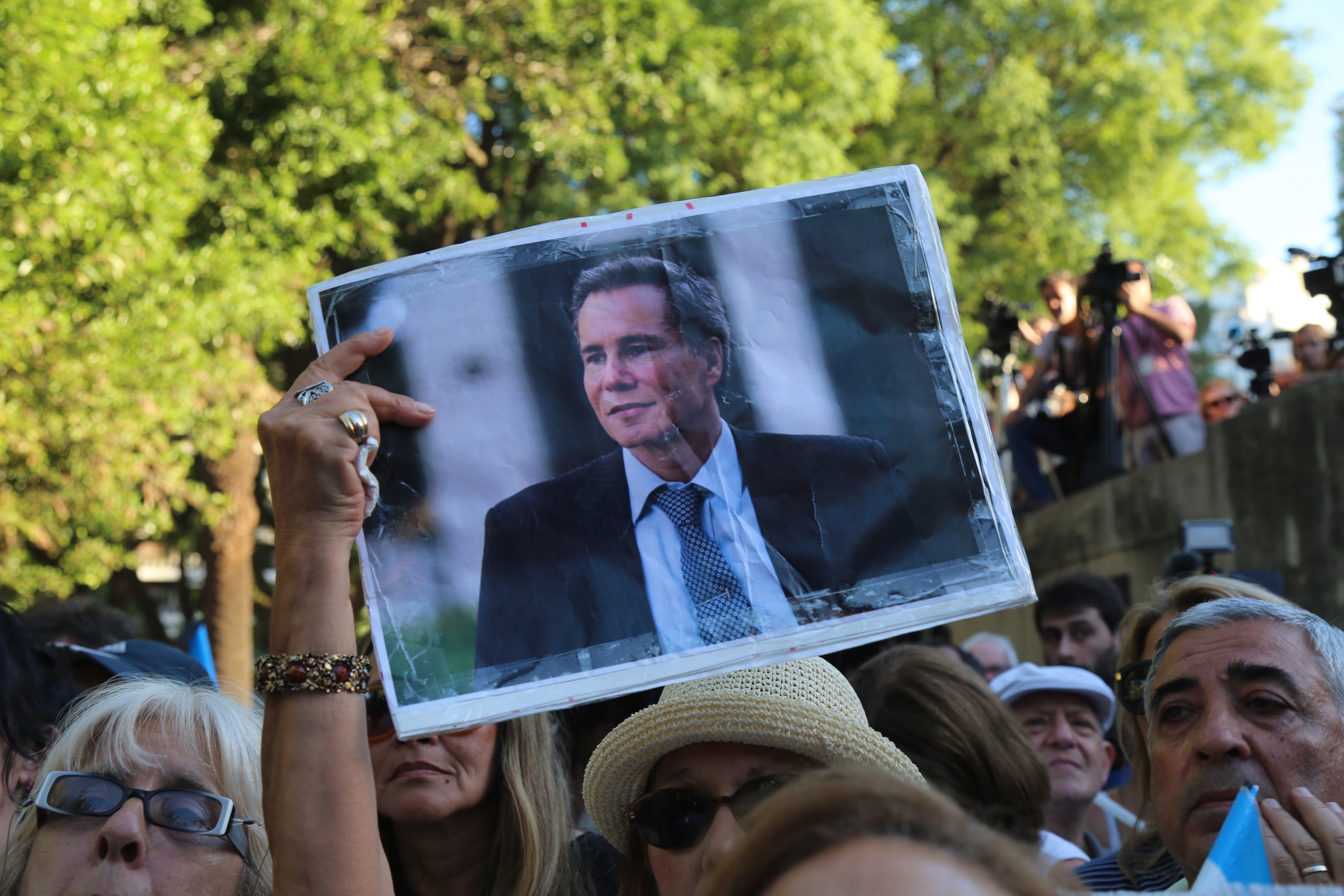 Argentina's Nisman remembered 1 year after his death